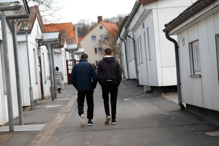 German citizens are opening their doors to refugees to encourage further social integration.