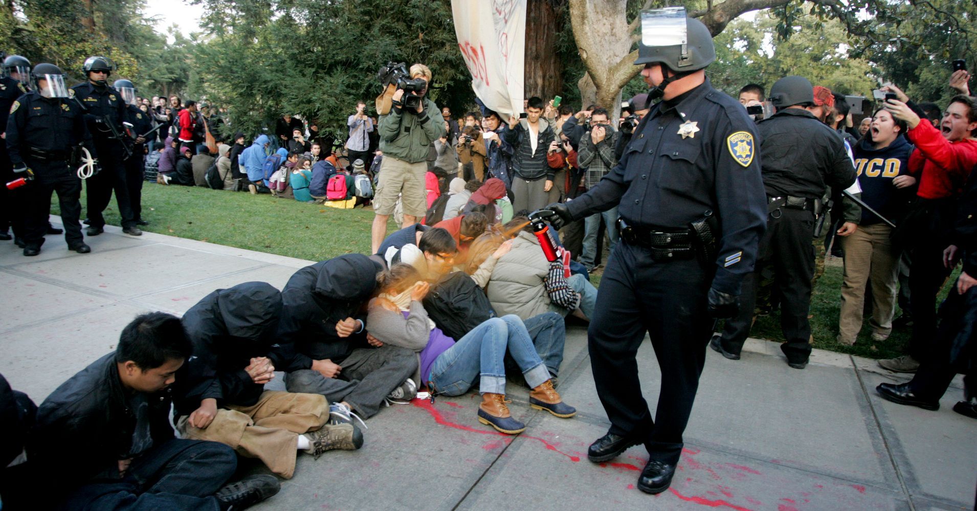 Image result for uc pepper spray