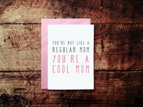 "<i>Buy it <a href=""https://www.etsy.com/listing/269584646/birthday-card-for-mum-youre-not-like-a?ga_order=most_relevant"" targ"