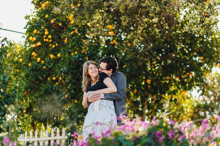 Frenn and Ulrich are getting married on April 17 and plan to show the Lego video at their reception.