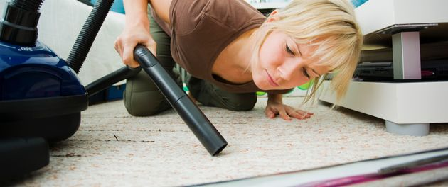 What's Lurking In Your Carpet? A Spring Cleaning