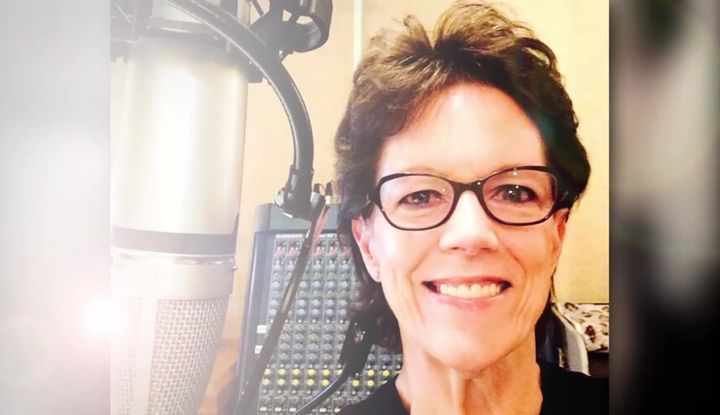 Everyone, this is Susan, the woman who voiced Siri before she even knew she was voicing Siri.