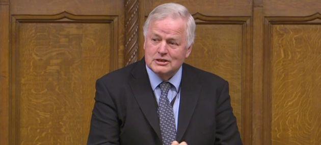 Bob Stewart MP Dismisses Row Over 'Totty' Slur As 'Political