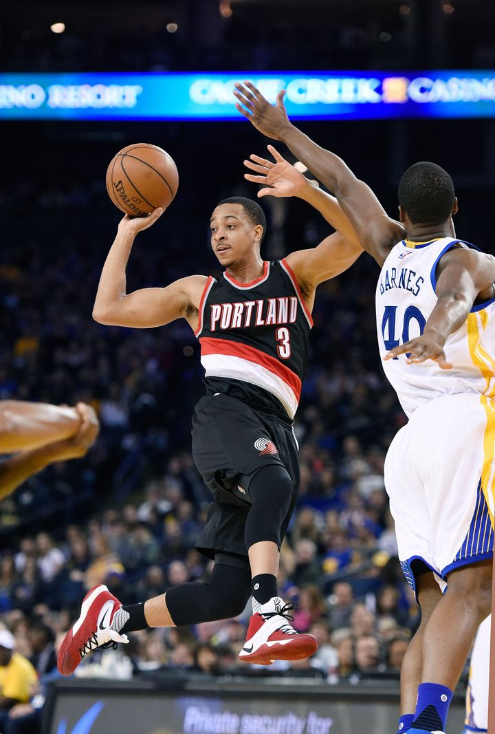 McCollum wanted to become a better facilitator and he has. The third-year pro has more than quadrupled his assists this seaso