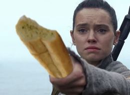 Turns Out 'The Force Awakens' Was Missing Garlic Bread