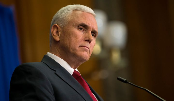 Indiana Gov. Mike Pence (R-Ind.) signed an anti-LGBT religious freedom law -- and immediately reversed course after