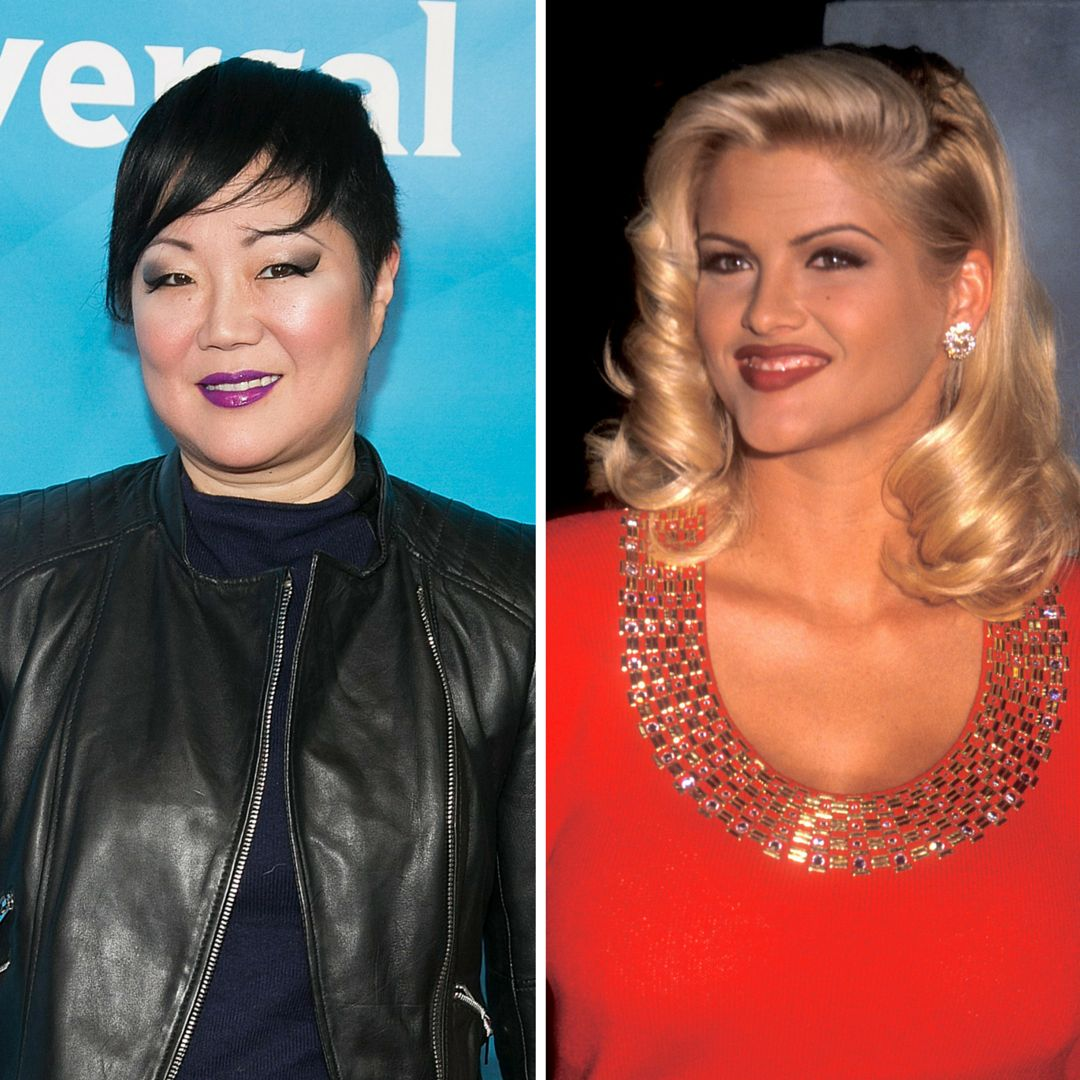"""""""I think that her grief was overwhelming,"""" Margaret Cho told Menounos of her friend, Anna Nicole Smith. """"Her son had died, an"""