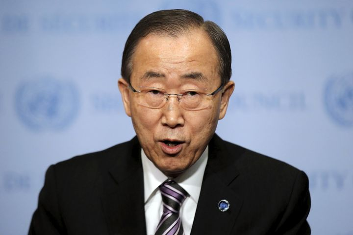 World leaders and celebrities signed an open letter to U.N. Secretary-General Ban Ki-moon to take action to reverse the punit