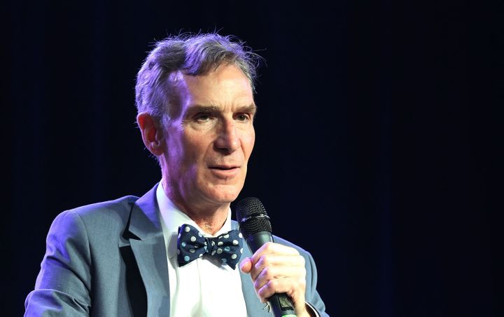 Bill Nye, who studied mechanical engineering at Cornell University.