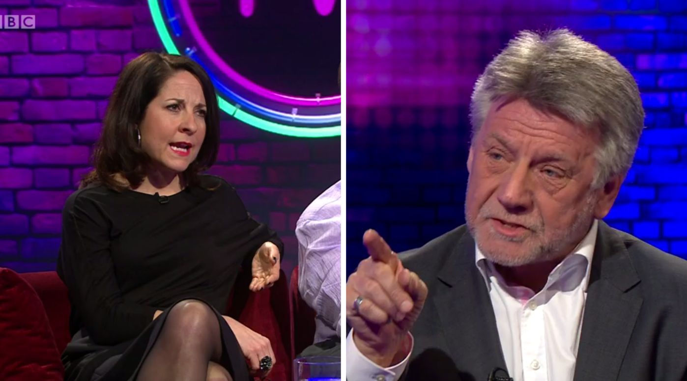 Neil Wallis And Liz Kendall Clashing Over Threesome Injunction Was Great