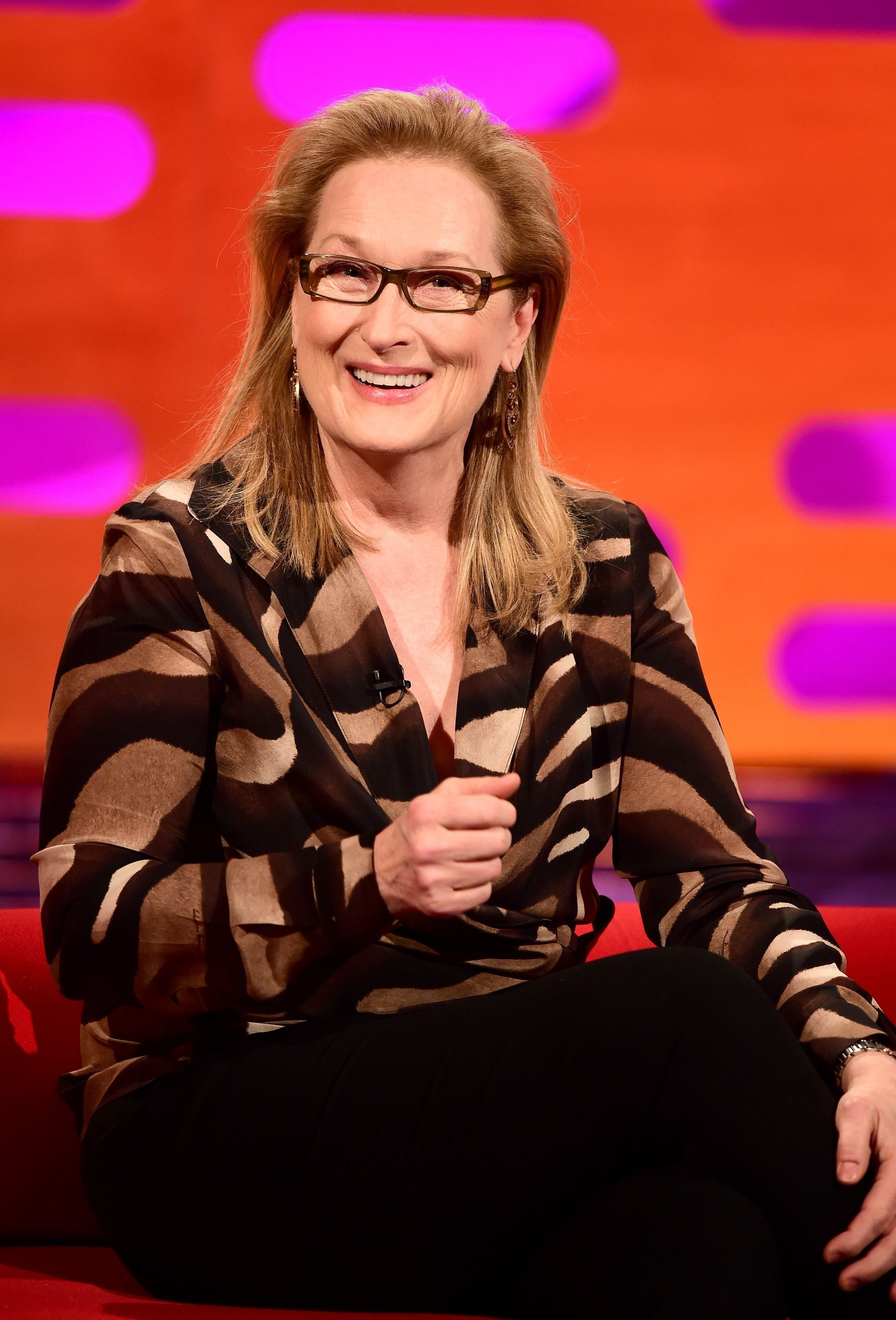 Meryl Streep Loves 'Come Dine With Me' As Much As The Rest Of