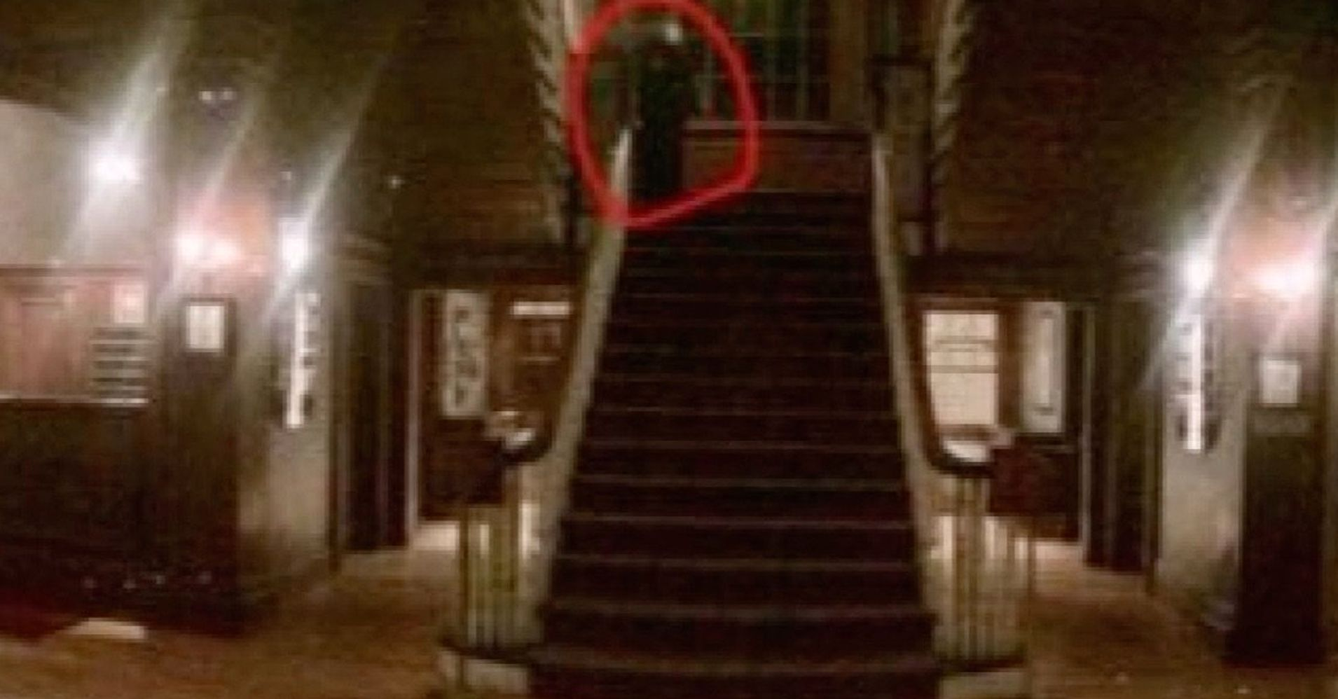 Stanley Hotel 'Ghost' Caught On Camera | HuffPost