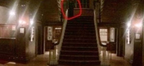 'Ghost' Caught On Camera At Hotel That Inspired 'The Shining'