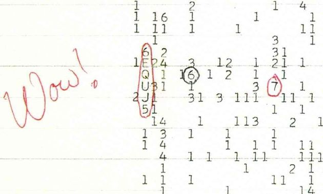 Mysterious 39-Year-Old Alien 'Wow' Signal Could Finally Be