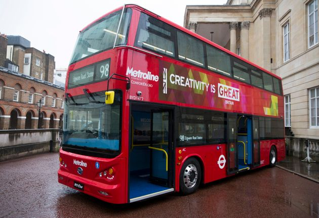 'You could power every bus in
