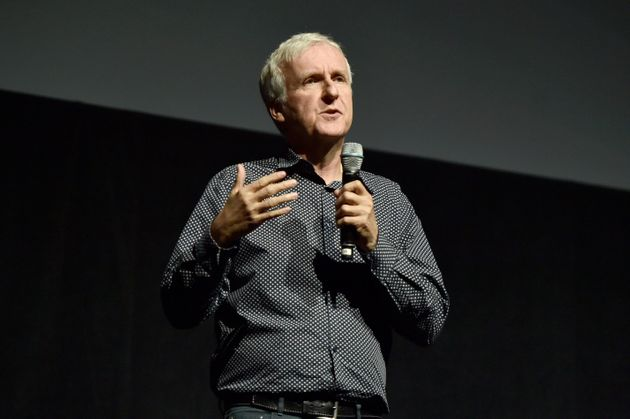 Announcing his grand plan yesterday, James Cameron didn't appear fazed by the size of the mission he...