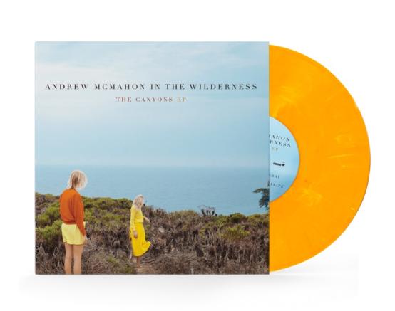 Andy McMahon In The Wilderness' <i>The Canyons </i>EP