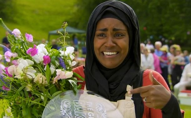 Nadiya has been a winner in every sense since her 'Bake Off' victory last year, but this is her biggest...