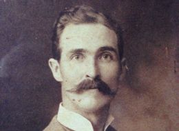 This Great-Great-Grandpa Is Matthew McConaughey's Mustached Doppelgänger