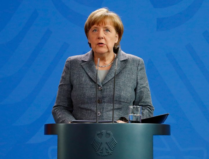 Germany's fulfilling Turkey's request has put Chancellor Angela Merkel in a hard place. Critics have accused her of cozying u