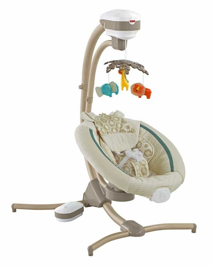 Fisher Price Recalls 3 Models Of Infant Cradle Swings Huffpost Life