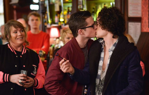 'EastEnders' Spoiler: Ben Mitchell And Paul Coker Go Public With Their