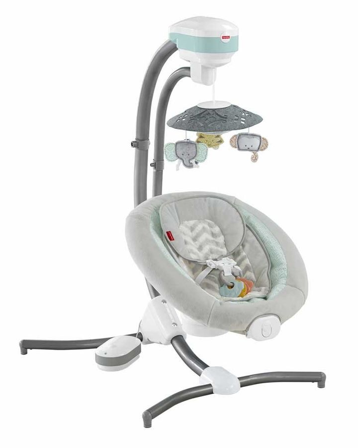 Fisher Price Recalls 3 Models Of Infant Cradle Swings Huffpost