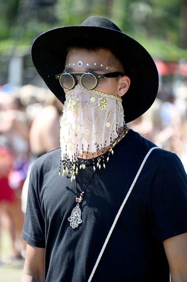 Coachella Outfit Ideas For Guys | Huffington Post