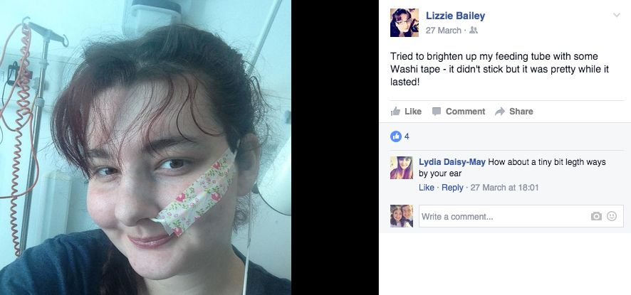 Lizzie Bailey, Student Living With Ehlers-Danlos Syndrome, Helps Others Through Inspirational