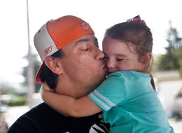 Dad Finds His Little Girl Living In A Homeless Shelter After Searching For 2 Years