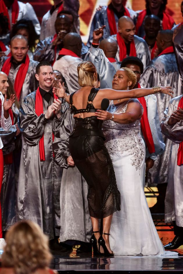'Britain's Got Talent': 100 Voices Of Gospel's Audition Sparks Golden Buzzer Row Between Alesha And