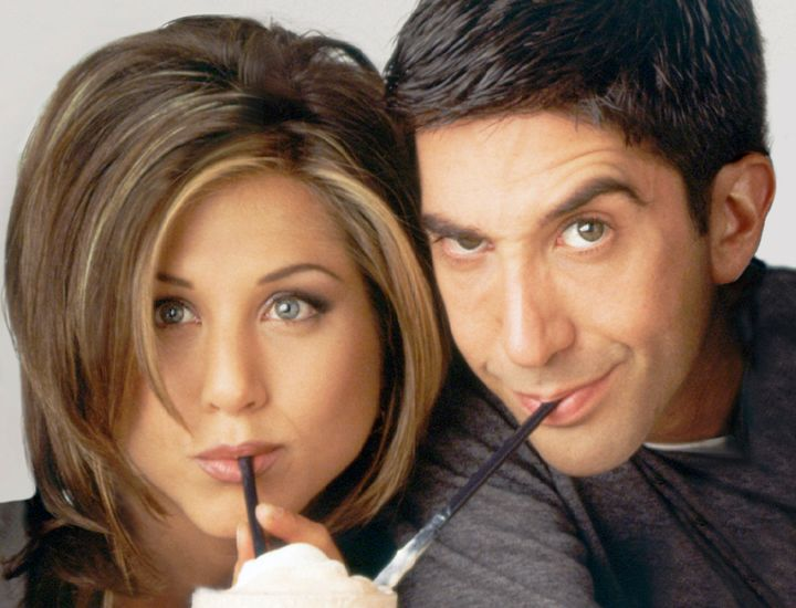 David Schwimmer Isn't Sure If Ross And Rachel Were Actually