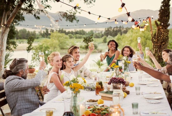 Outdoor venues are gorgeous <i>and&nbsp;</i>may make your wedding more sustainable.