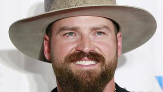 Country singer Zac Brown poses on the red carpet before the Songwriters Hall of Fame ceremony in New York, June 18, 2015.  REUTERS/Shannon Stapleton