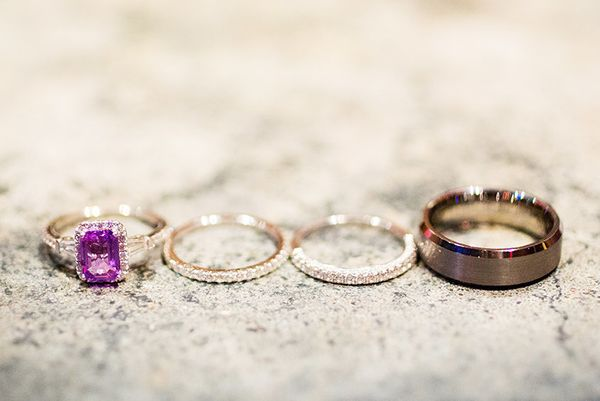 11 - Unconventional Wedding Rings