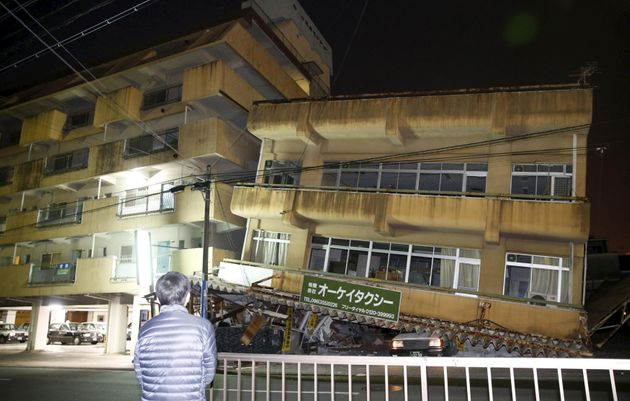 Japan Hit By 2 Deadly Earthquakes In As Many