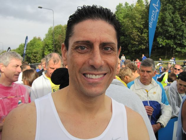 CJ claims he has been dropped by the BBC from the London Marathon