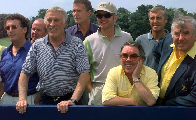Sir Bruce shared a love of golf with his great friend