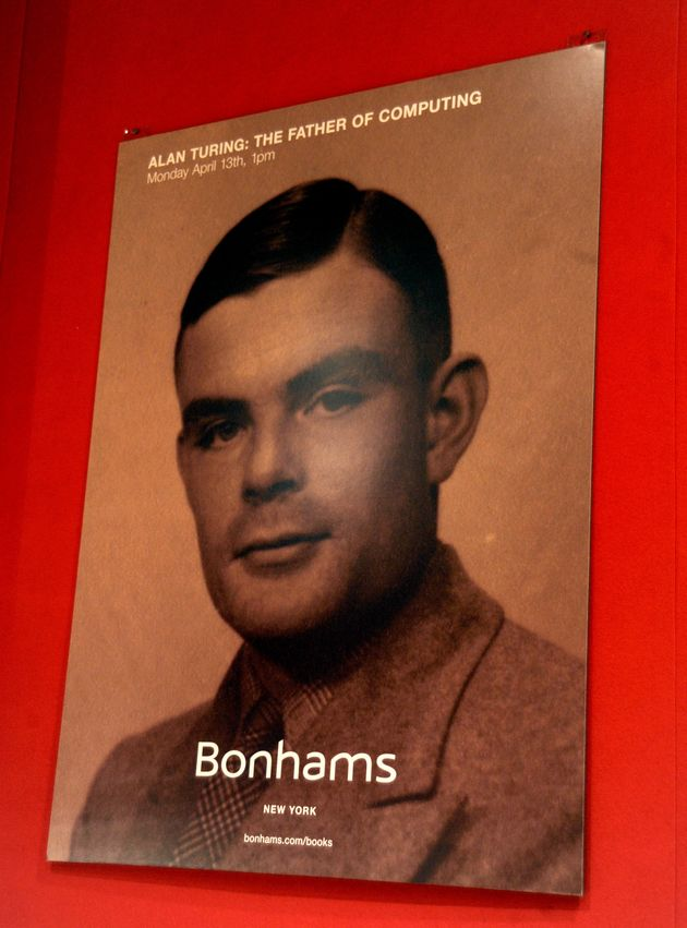 Alan Turing, who led the famous Bletchley Park codebreakers tocrack the Enigma, took his own life...