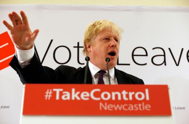 Boris Johnson lambasts David Cameron for 'shamefully' spending £9.3 million of taxpayers' cash...