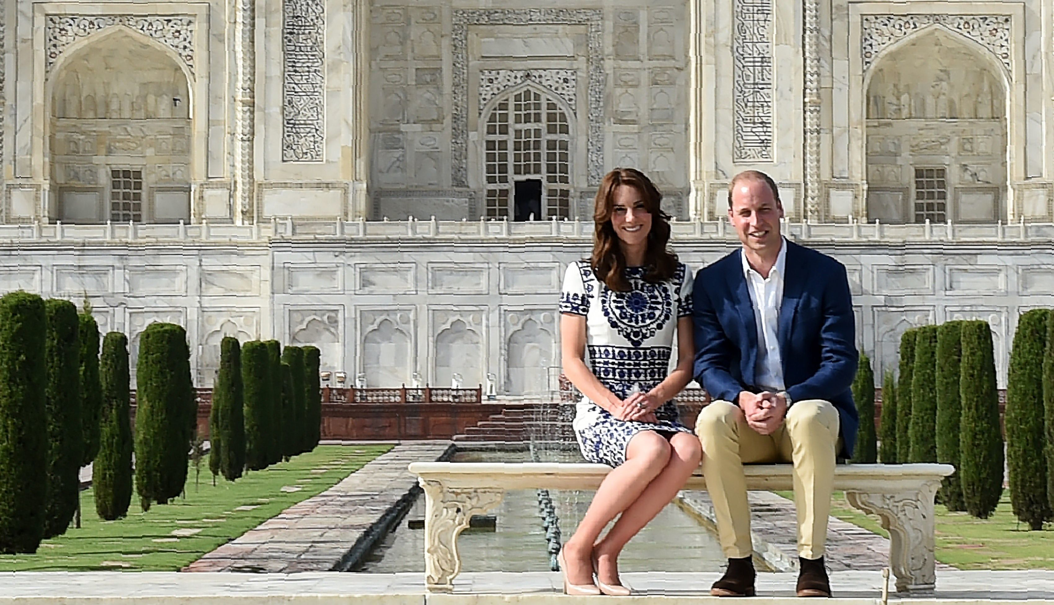 Catherine, Duchess of Cambridge has pulled off a series of dreamy, Indian-inspired outfits during her visit to India with Prince William.