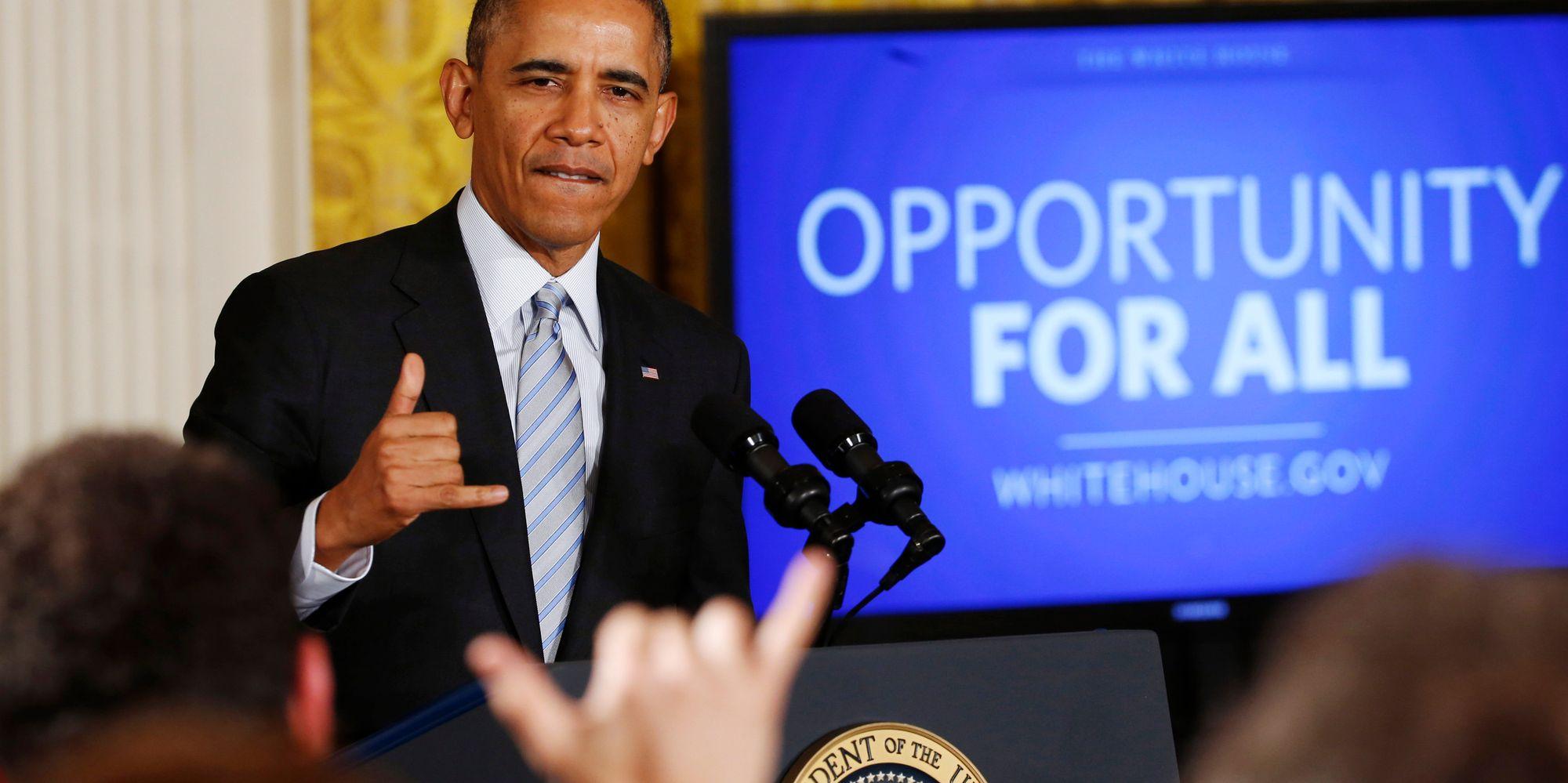 essays on obama
