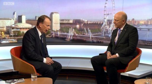 Marr Show: Barack Obama Does Not 'Understand' UK-EU Relationship Says Cabinet Minister Chris