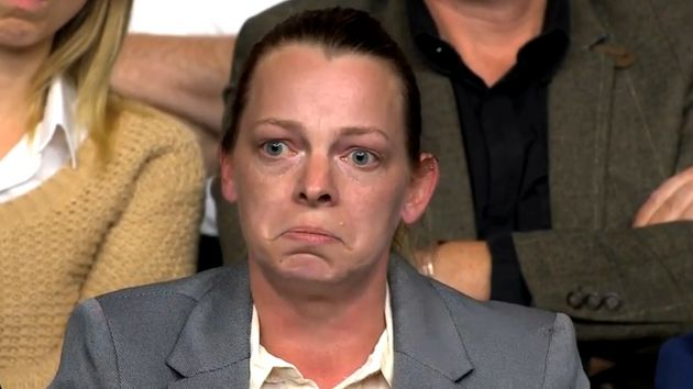 Michelle Dorrell became an internet star after her tearful Question Time