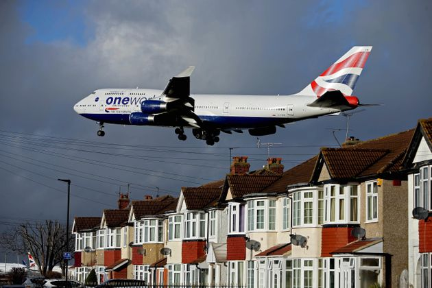A British Airways pilot told police his plane was struck by a drone as it prepared to land at Heathrow