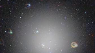 Crater 2 dwarf galaxy