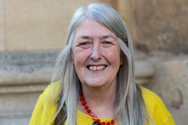 Professor Mary Beard, 61, has spoken about so-called 'safe space'