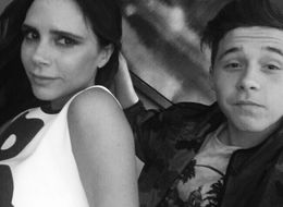Brooklyn Beckham Sent His Mum The Most Adorable Birthday Message