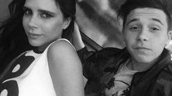 Brooklyn Beckham Sent His Mum The Most Adorable Birthday