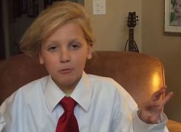 7 Kids Do Their Best Donald Trump Impressions